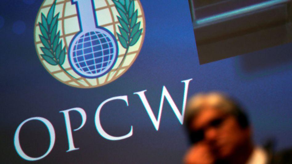 OPCW-Logo