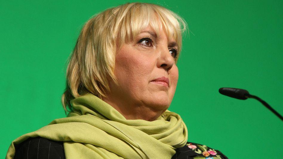 """Claudia Roth: """"Platz für Erneuerung"""""""