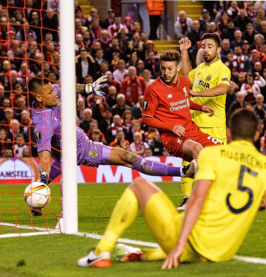 Liverpool Gegen Villarreal