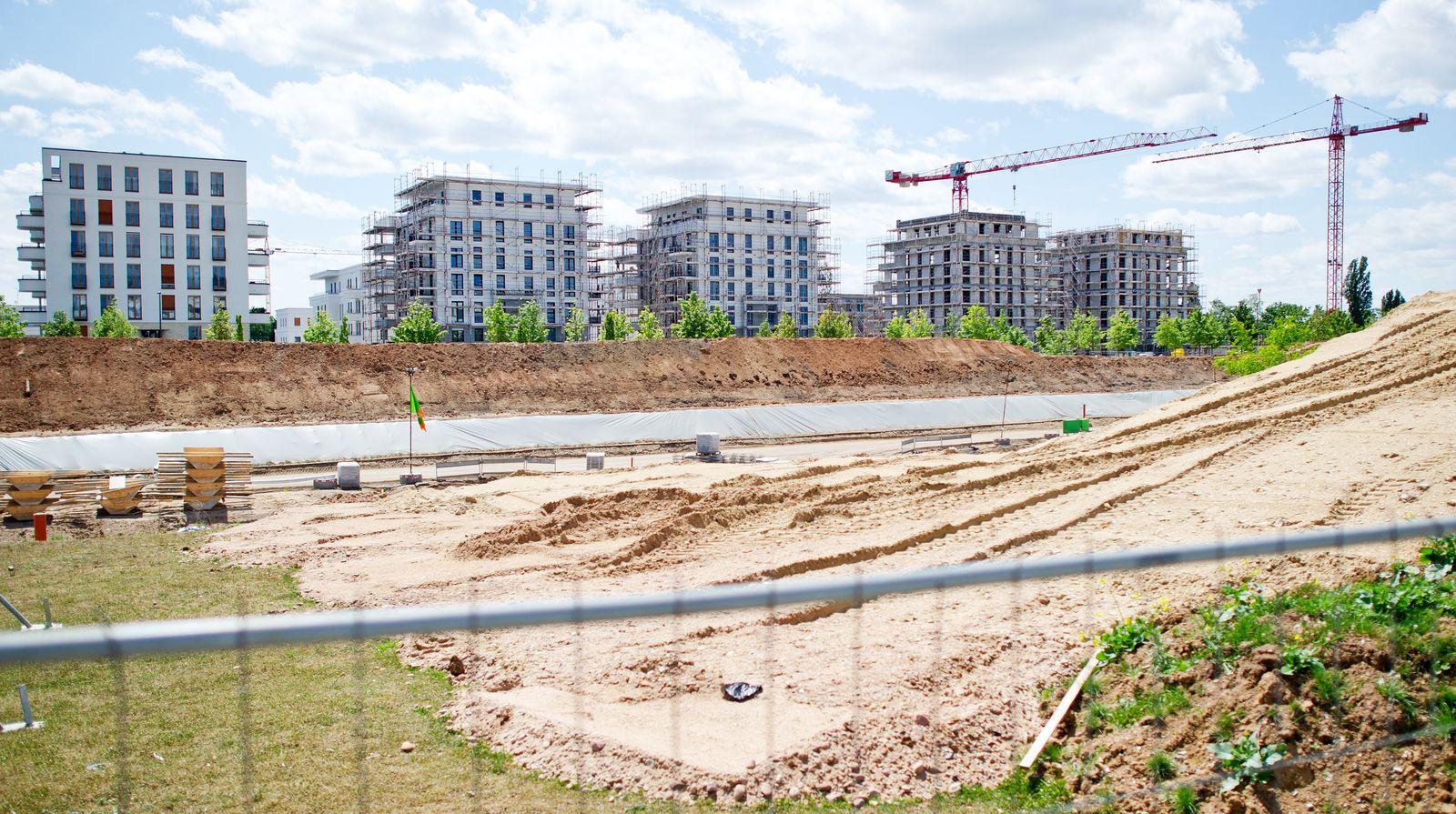 Neubauten / Neubausiedlung / Immobilien / Wohnungen Wohnhäuser