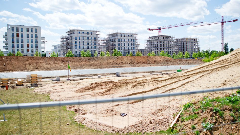 Baugrundstück in Frankfurt am Main (Archivbild)