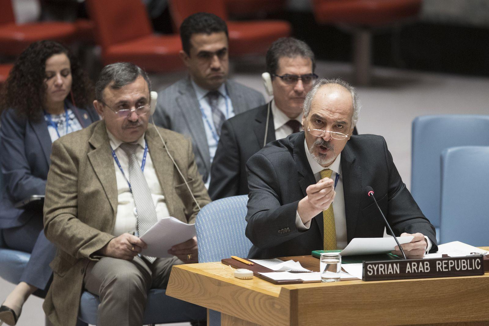 Sondersitzung UN-Sicherheitsrat zu Ost-Ghuta