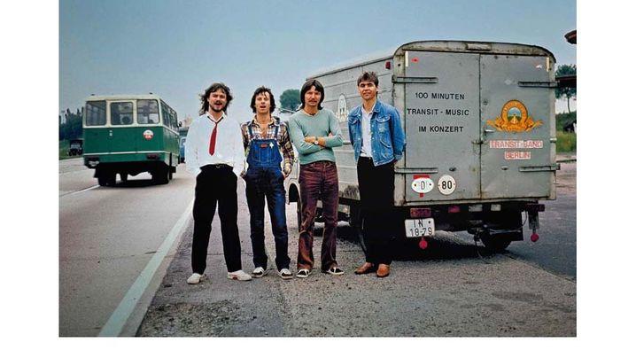DDR-Fotograf: Das Auge des Ost-Rock