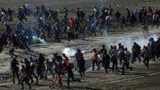 Warum Trump von Tumulten an der Grenze profitiert
