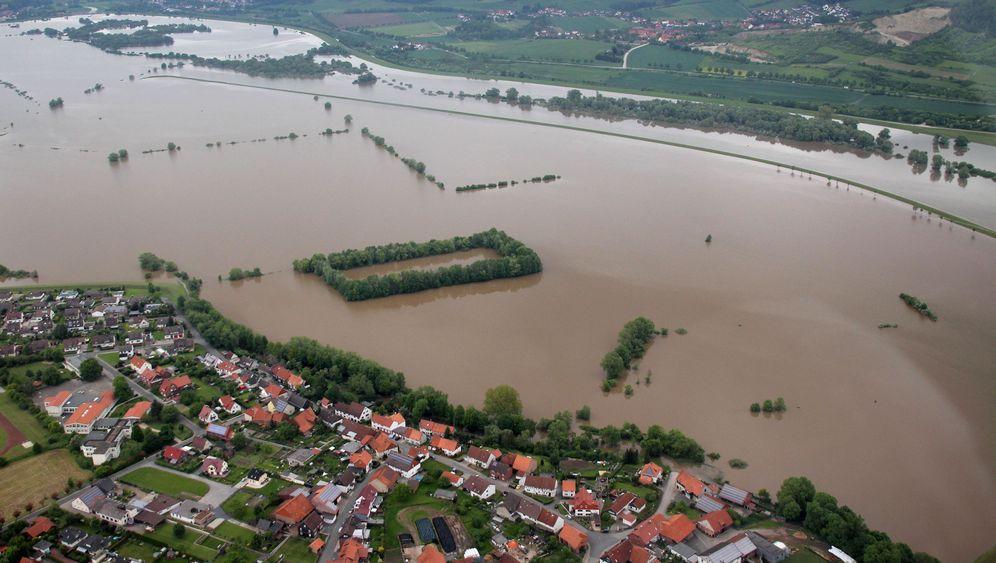 Photo Gallery: Neverending Rain Floods Germany