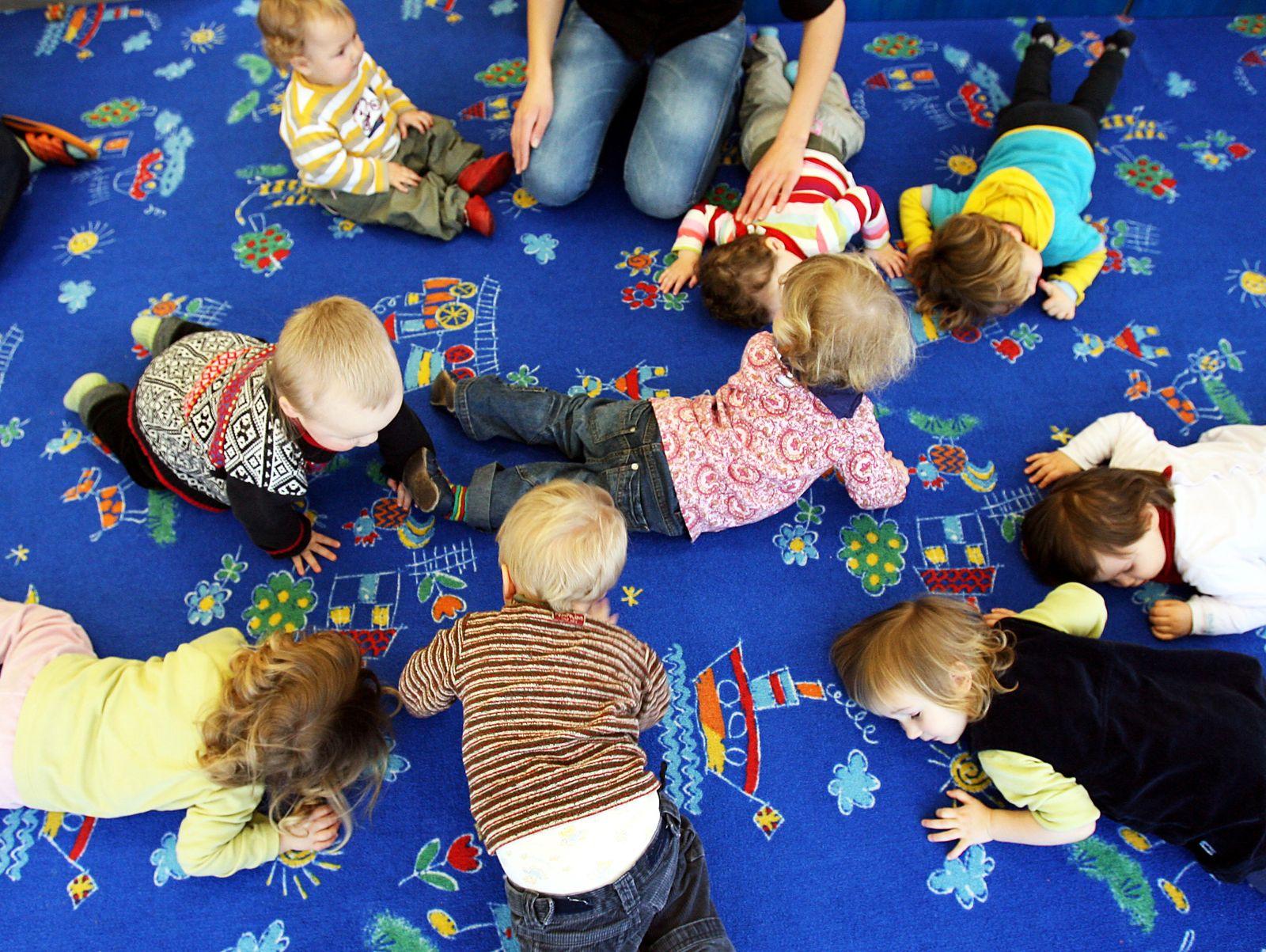 Krippe / Kinderbetreuung