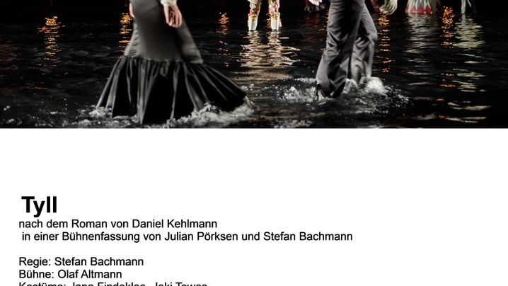 """Königin der Nacht: """"Tyll"""" am Schauspiel Köln"""