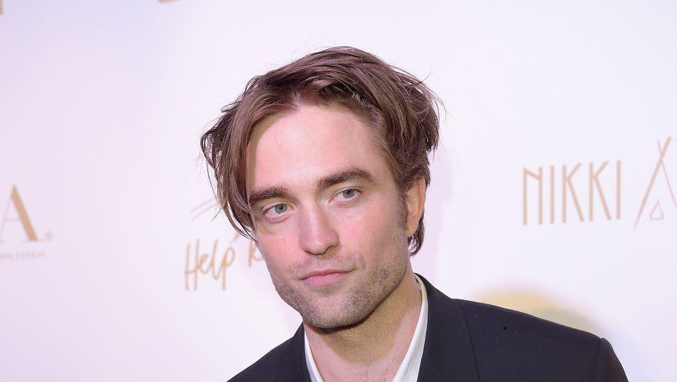 """Robert Pattinson soll als """"Batman"""" auf die Leinwand zurückkehren"""