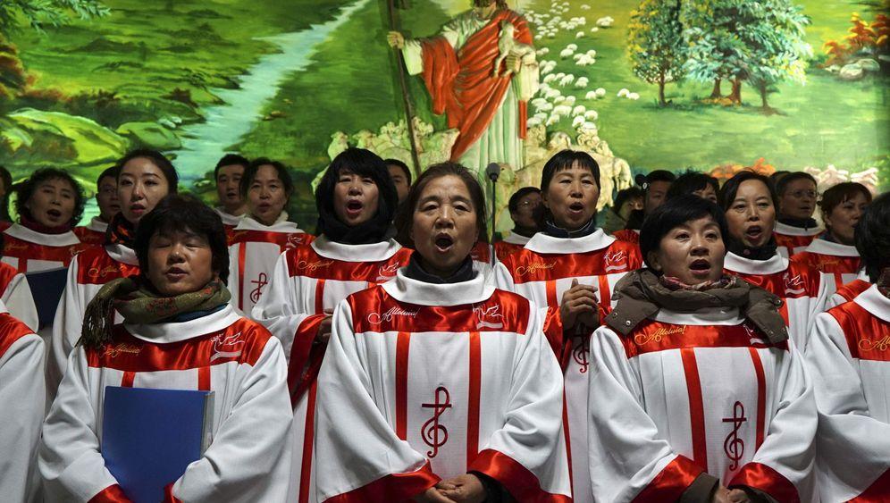 Weihnachten in China: Furcht vor der christlichen Übermacht