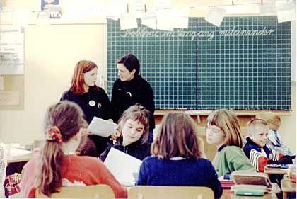 """Frauenmonopol in der Grundschule: """"Eigentlich müssten die Jungen vor der totalen Koedukation geschützt werden"""""""