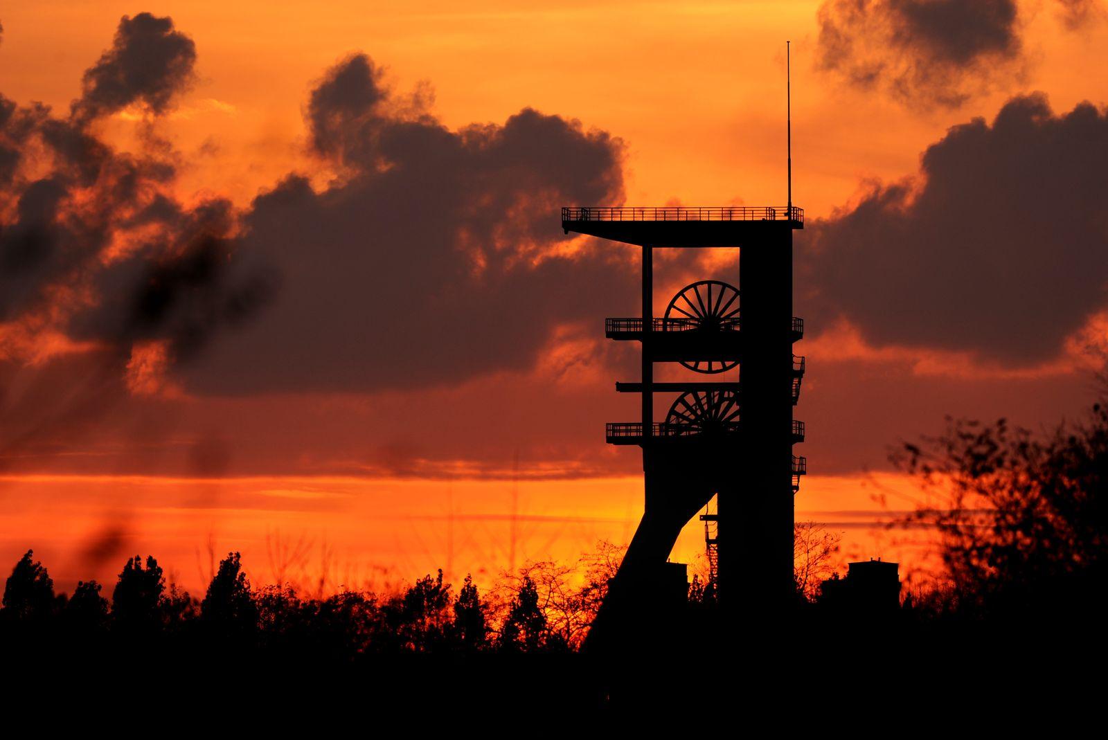 Malakowturm in Bottrop