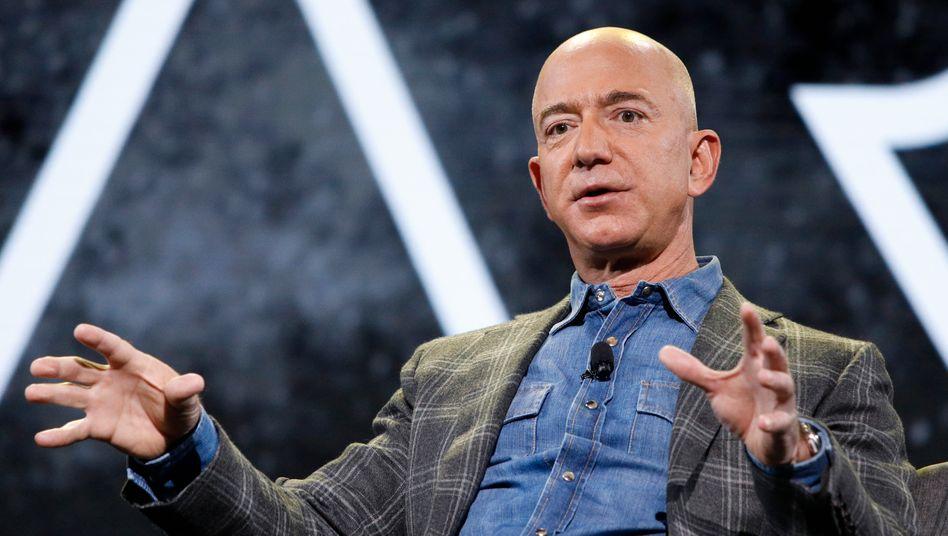 Jeff Bezos (2019): Am 27. Jahrestag der Amazon-Gründung übernimmt sein Nachfolger