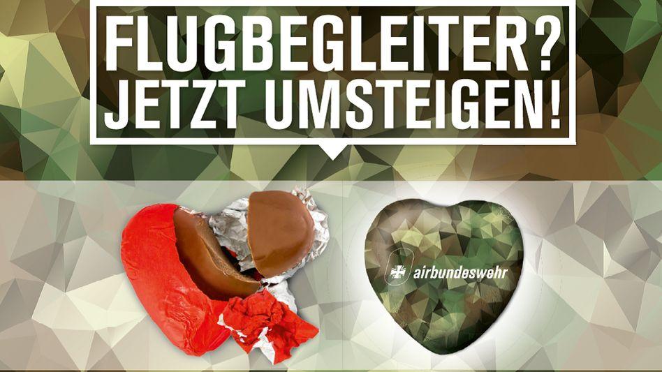 Bundeswehr-Kampagne