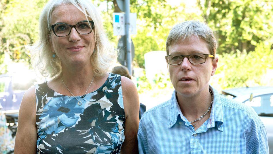 Gynäkologinnen Bettina G. und Verena W.: Prozess am Berliner Amtsgericht Tiergarten