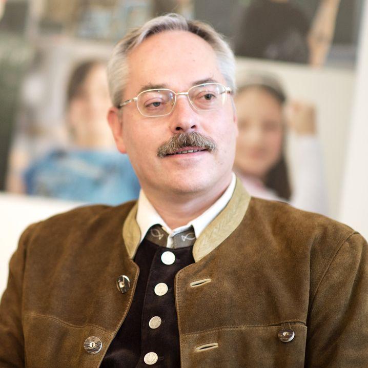 Martin Löwe, Vorsitzender des Bayerischen Elternverbandes