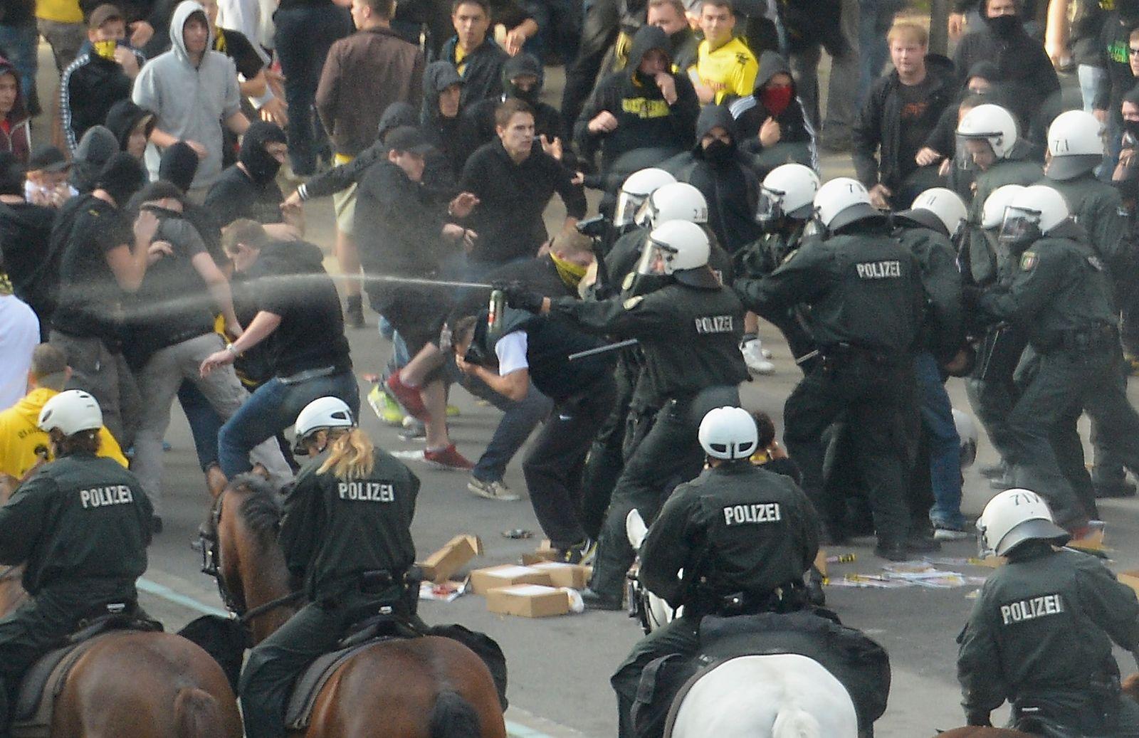Randale Dortmund