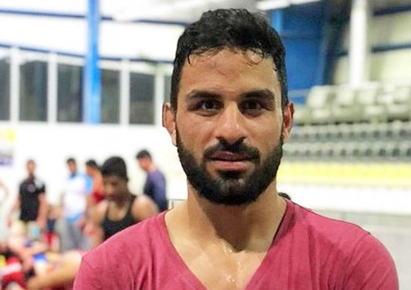 Iran executes champion wrestler Navid Afkari, Tehran, Iran Islamic Republic Of - 12 Sep 2020