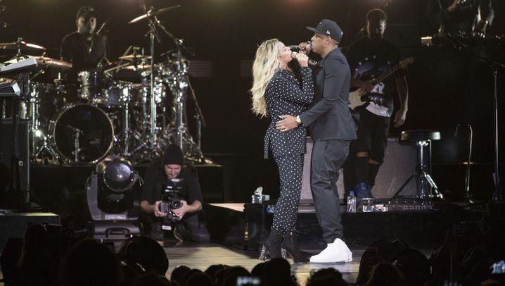 Beyoncé zum zweiten und dritten Mal Mutter: Crazy in love