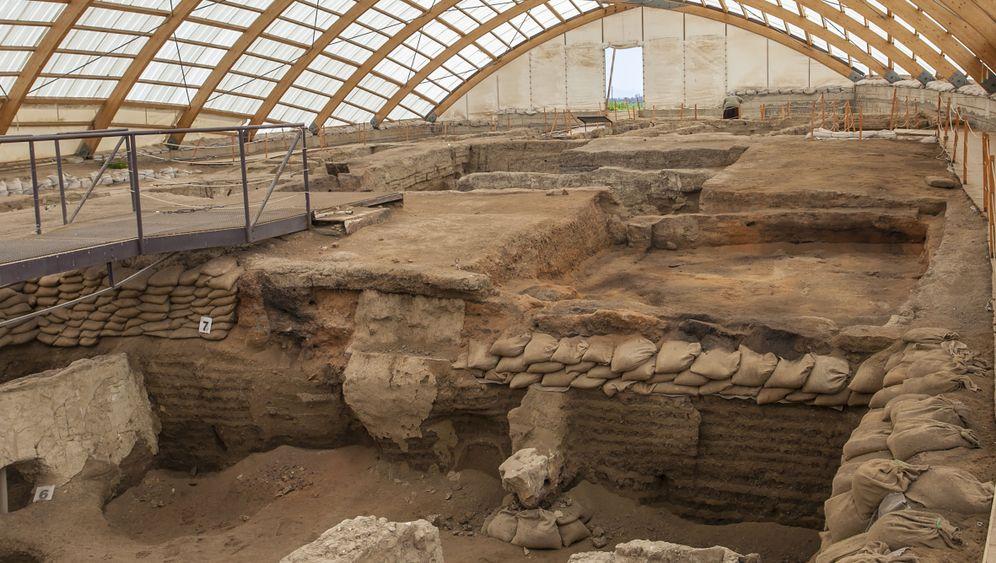 Archäologie: Dürre und Kälte in Çatalhöyük