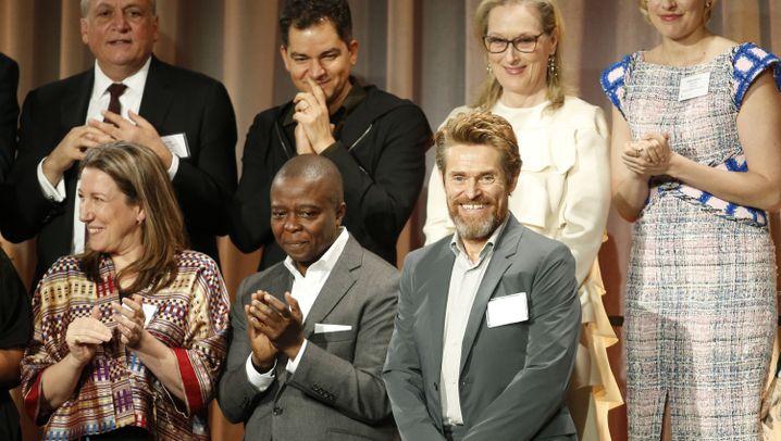 Lunch der Oscarnominierten: Klassentreffen à la Hollywood