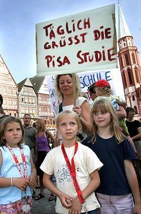 Immer wieder Pisa: Lehrer sollen nicht auf den Prüfstand