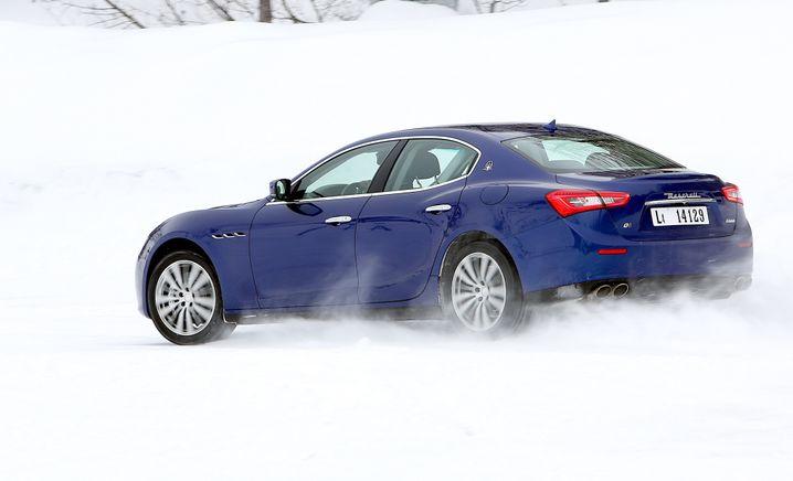 Maserati Ghibli: Traumauto vom Mietwagenverleiher