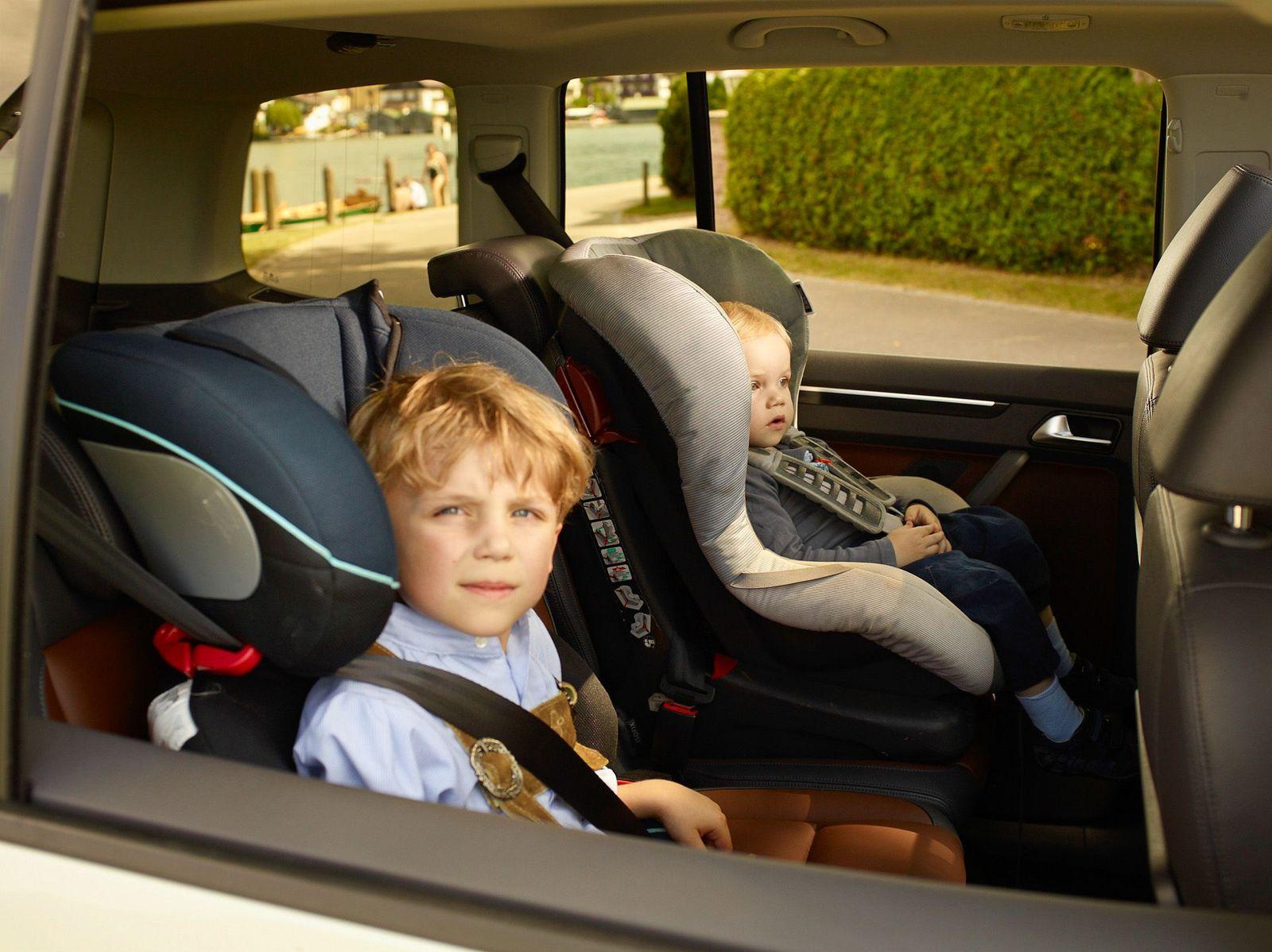 ADAC / Test / Kindersitz
