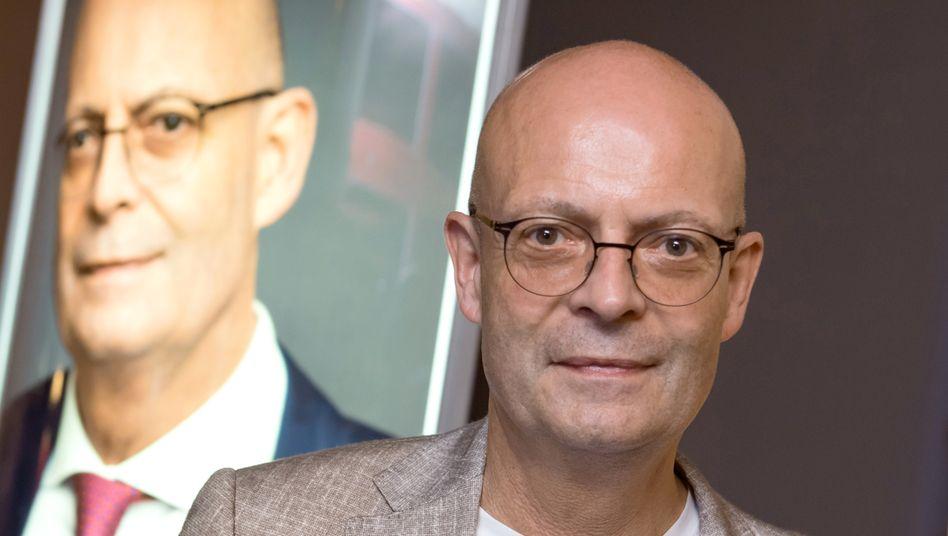 Bernd Wiegandwurde im Herbst 2019 als Oberbürgermeister von Halle wiedergewählt