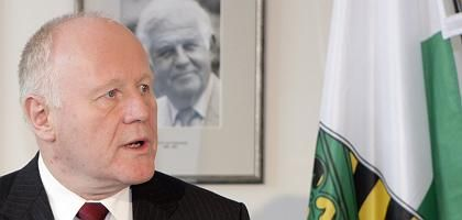 Georg Milbradt: Landesbank-Affäre kostet ihn das Amt