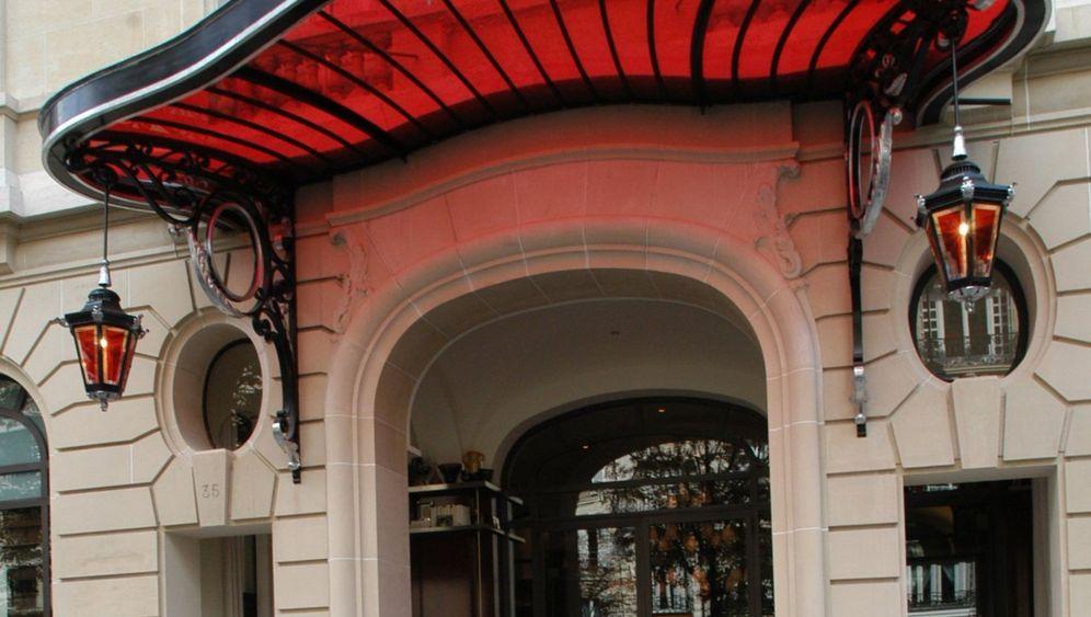 Royal Monceau in Paris: Mischung aus Kunst, Kultur und Poesie