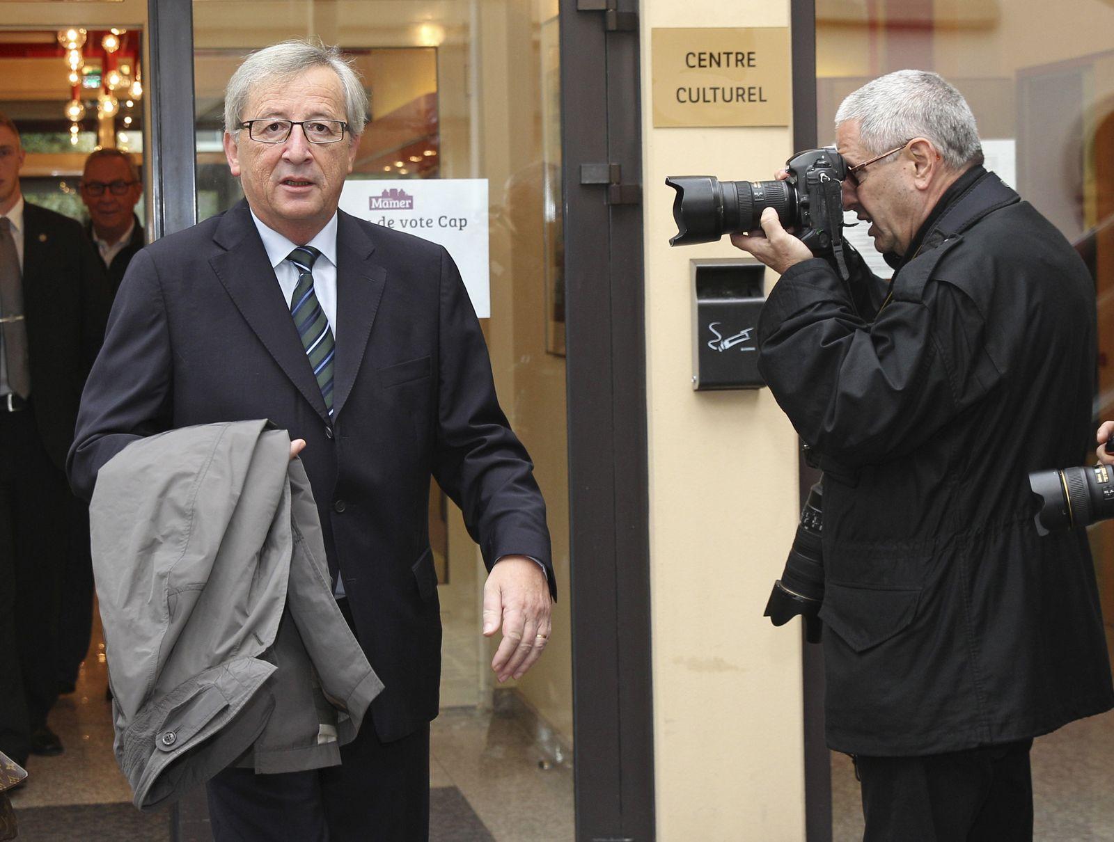 Jean-Claude Junckerhat gewählt