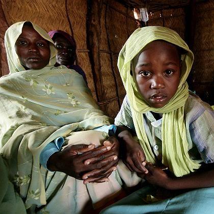 Darfur-Flüchtlinge: Massaker und Bürgerkriegsunruhen