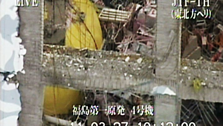Atomkatastrophe: Reaktor außer Kontrolle