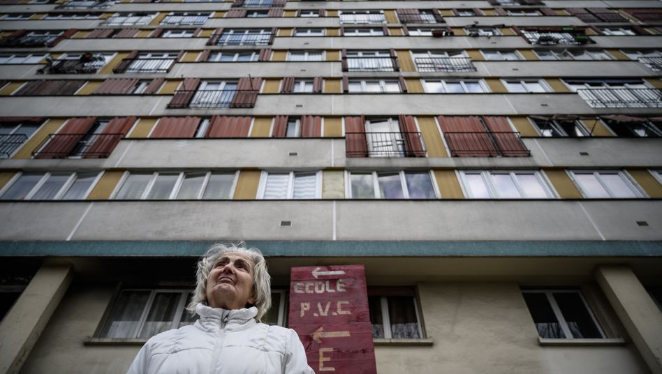Wohnblock in einem Pariser Vorort: Viele Vorurteile