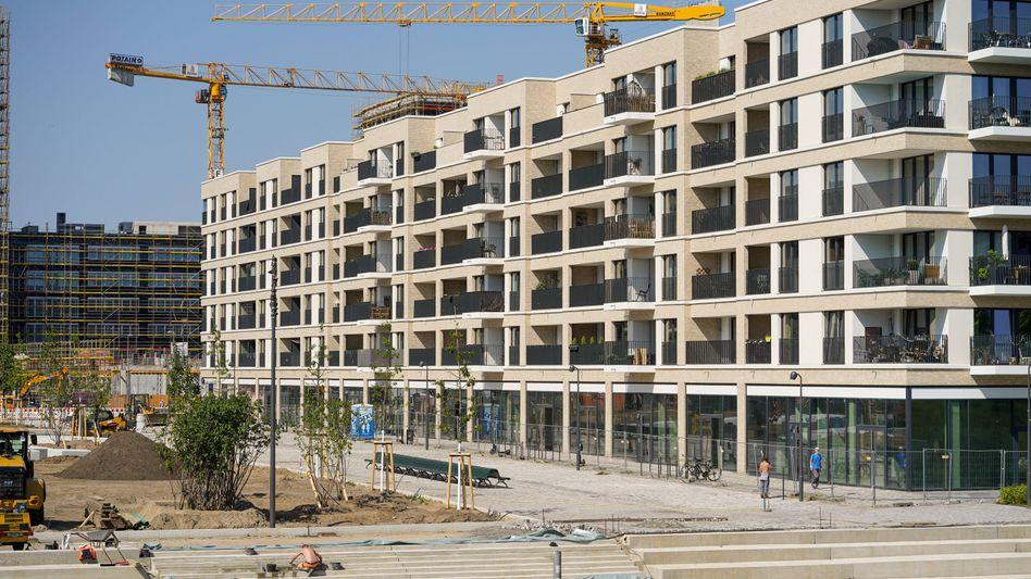 Wohnungsbau in Berlin: Zentrale Ziele verfehlt