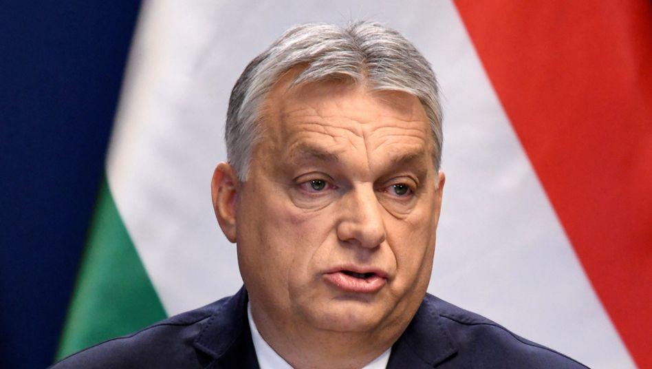 Viktor Orbán baut ein neues Feindbild auf: Ungarns Richterschaft