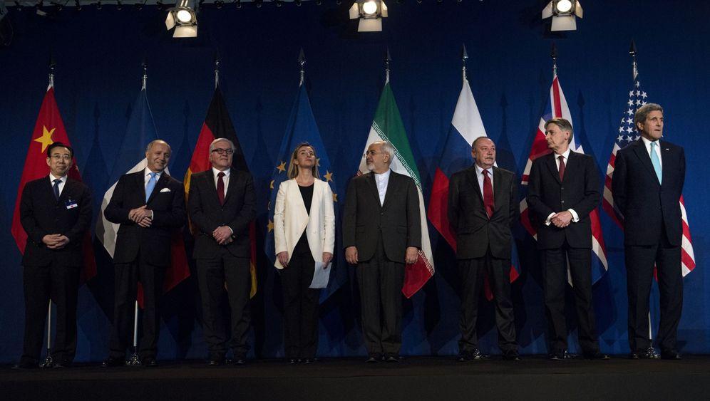 Einigung im Atomstreit: Die langen Tage von Lausanne