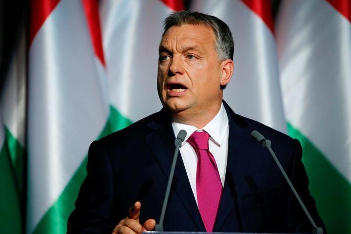 Ungarns Premier Viktor Orbán