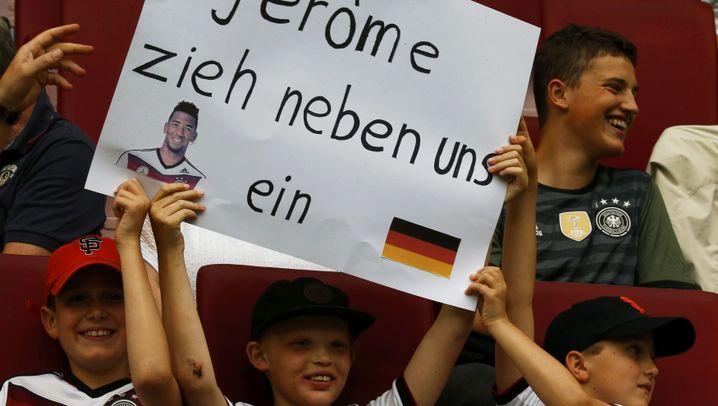 Länderspiel gegen Slowakei: Drei Regentore zu viel