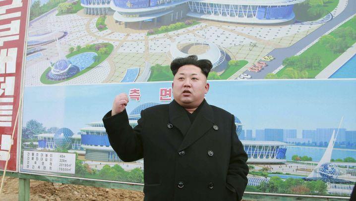 """Kim Jong Un: Vorbereitungen für """"Krieg"""""""
