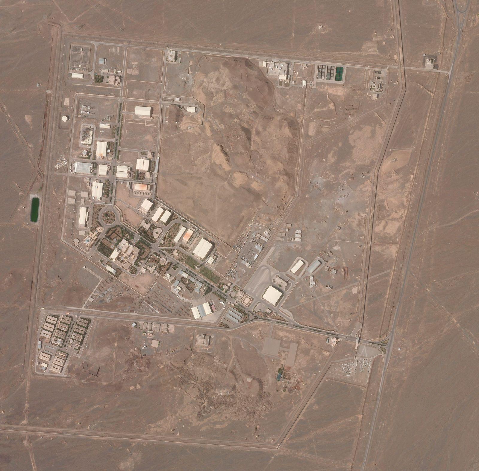 Iran meldet «Zwischenfall» in Atomanlage Natans
