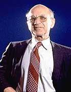 Liberale Wirtschaftsikone Milton Friedman: Dem Diktator die Aufwartung gemacht