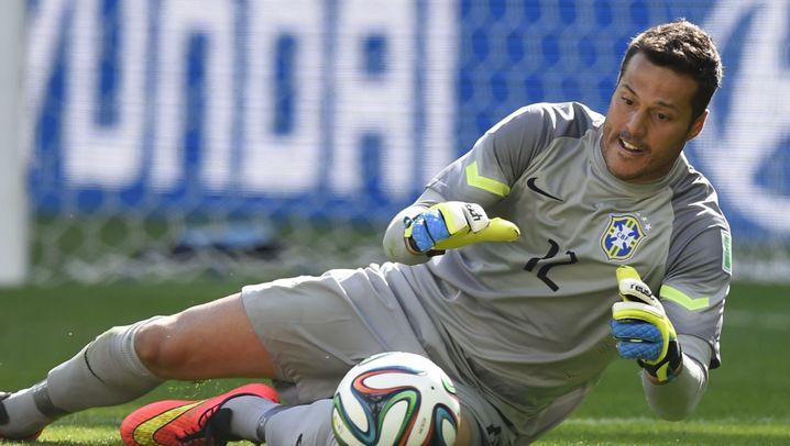 Brasilien in der Einzelkritik: Hier ist Neymar! Wo ist Fred?