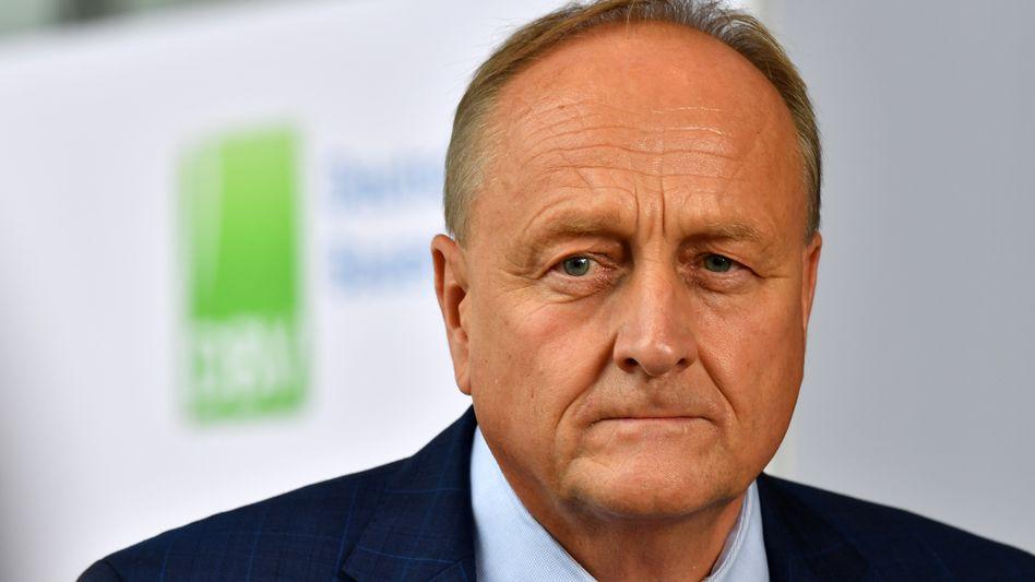 Bauernpräsident Joachim Rukwied