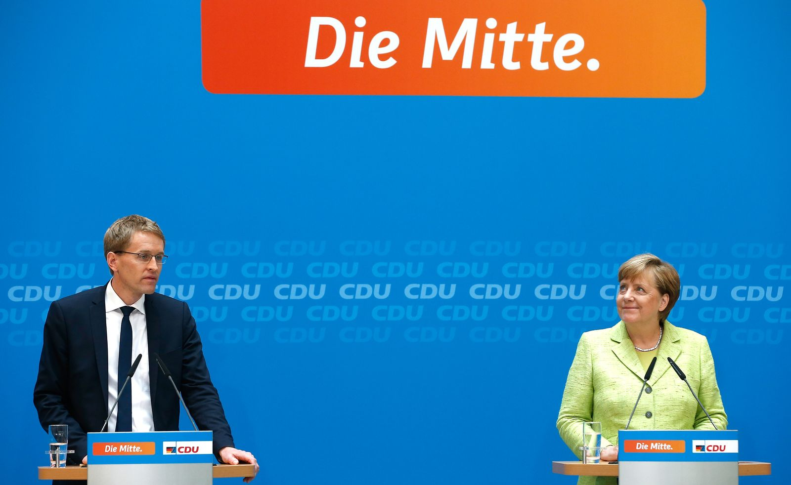 Günther/ Merkel