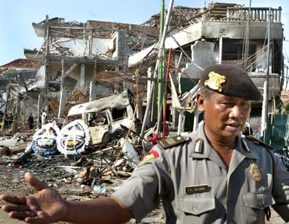 Globaler Terror: Bombenanschlag auf Bali im Oktober 2002