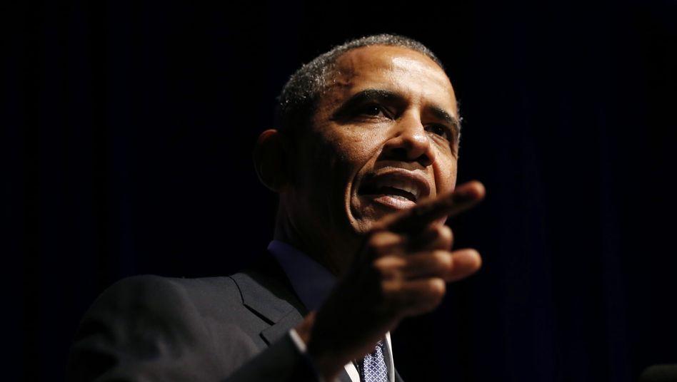Obama in der Irak-Krise: Präsident statt Commander-in-Chief