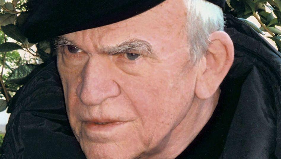 Milan Kundera: Der Schriftsteller wurde 1929 in Brünn geboren