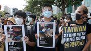 """Heute Hongkong, morgen Taiwan"""