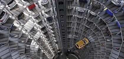 Neuwagen (bei VW): Hilfen für die Autokonzerne über die Kfz-Steuer